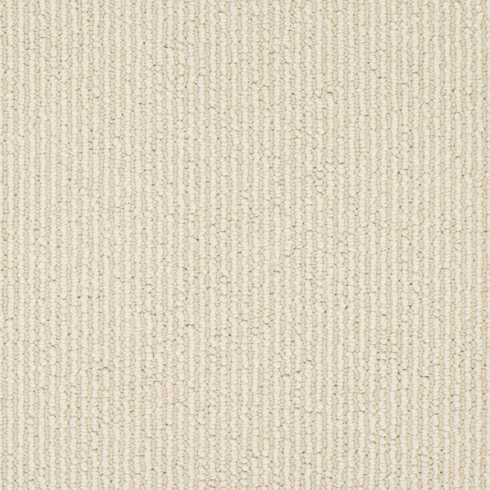 Martha Stewart Living Statford Heights - Color Hickory 6 in. x 9 in. Take Home Carpet Sample