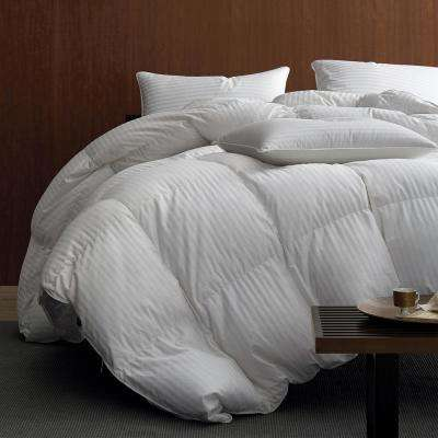 Legends Luxury Ivory Twin Goose Down Comforter