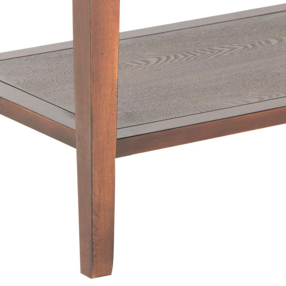 Safavieh-Manelin Sepia Storage Console Table