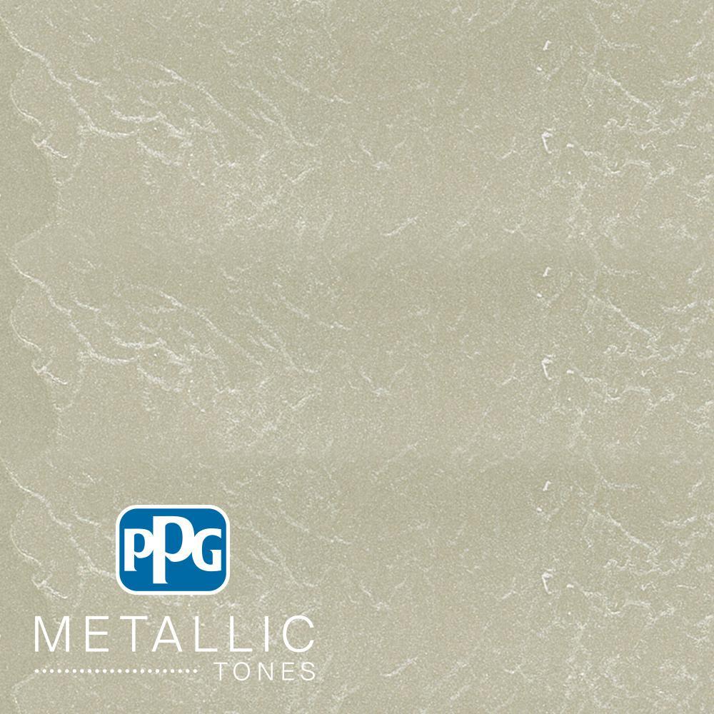 PPG METALLIC TONES 1  gal. #MTL107 Blessing Metallic Interior Specialty Finish Paint