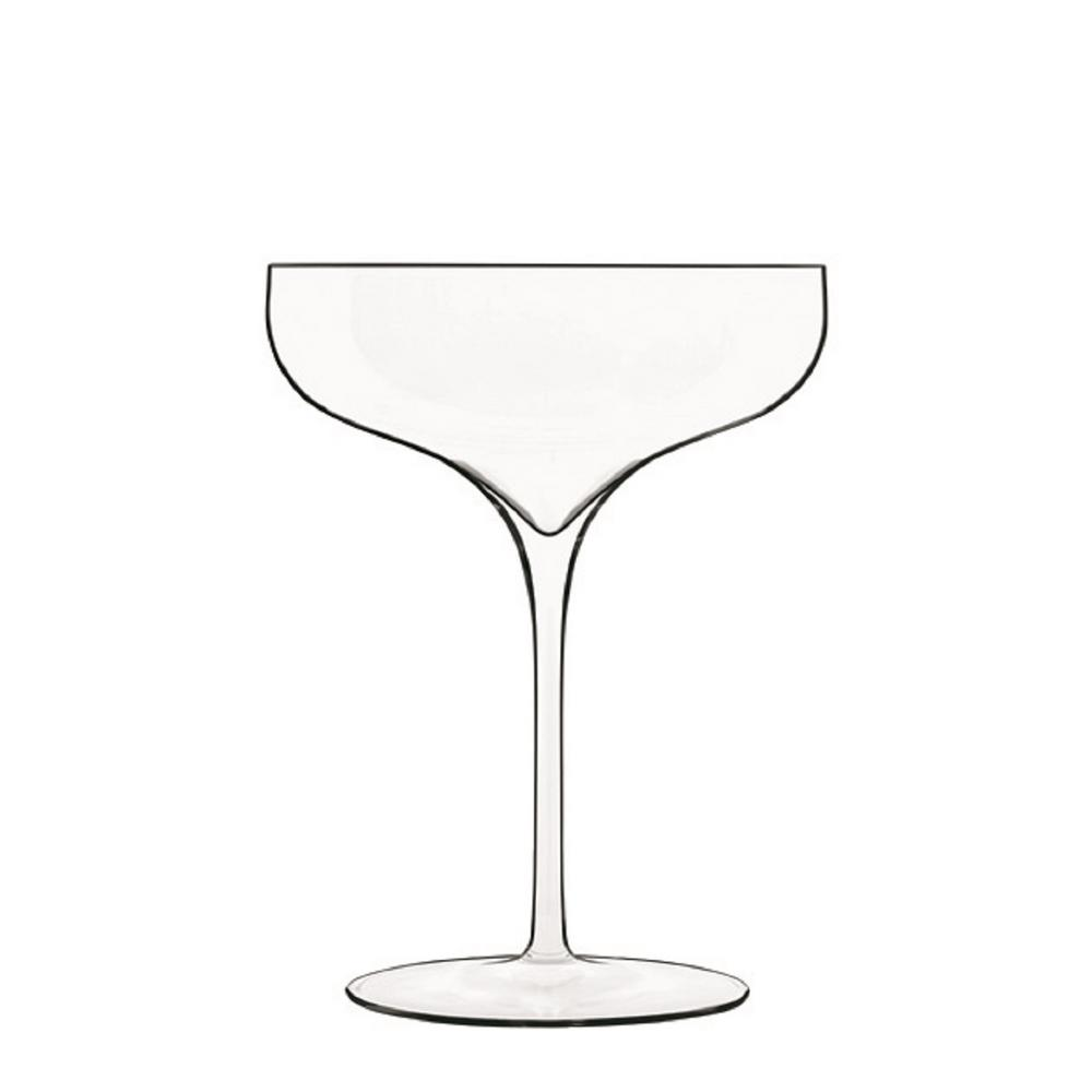 Luigi Bormioli Vinea 10.25 oz. Moscato/Spumante Ch&agne Glass (Set of 2)  sc 1 st  Home Depot & Luigi Bormioli Vinea 10.25 oz. Moscato/Spumante Champagne Glass (Set ...