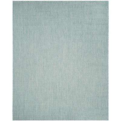Teal 9 X 12 Outdoor Rugs Rugs The Home Depot