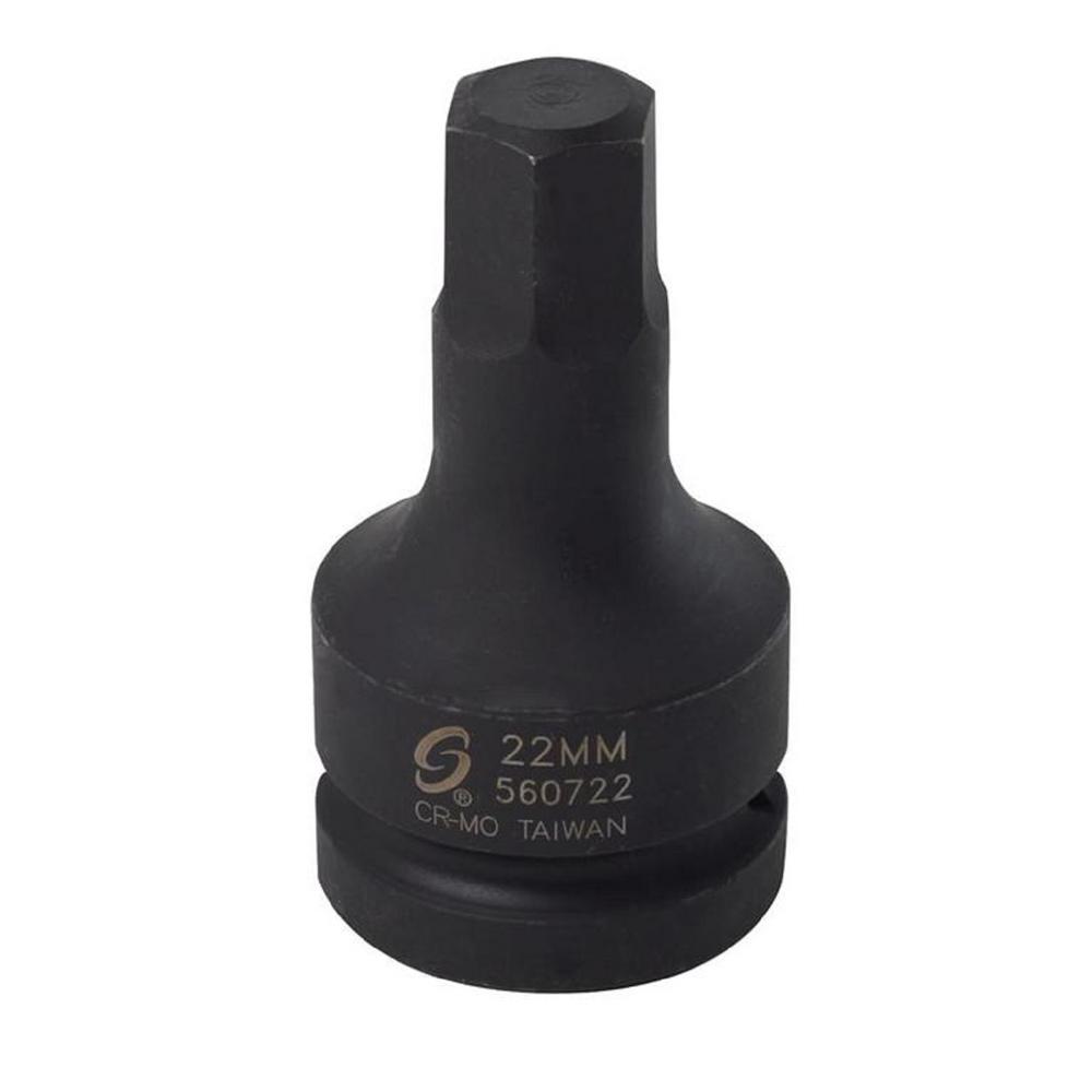 22 mm Hex Bit Socket