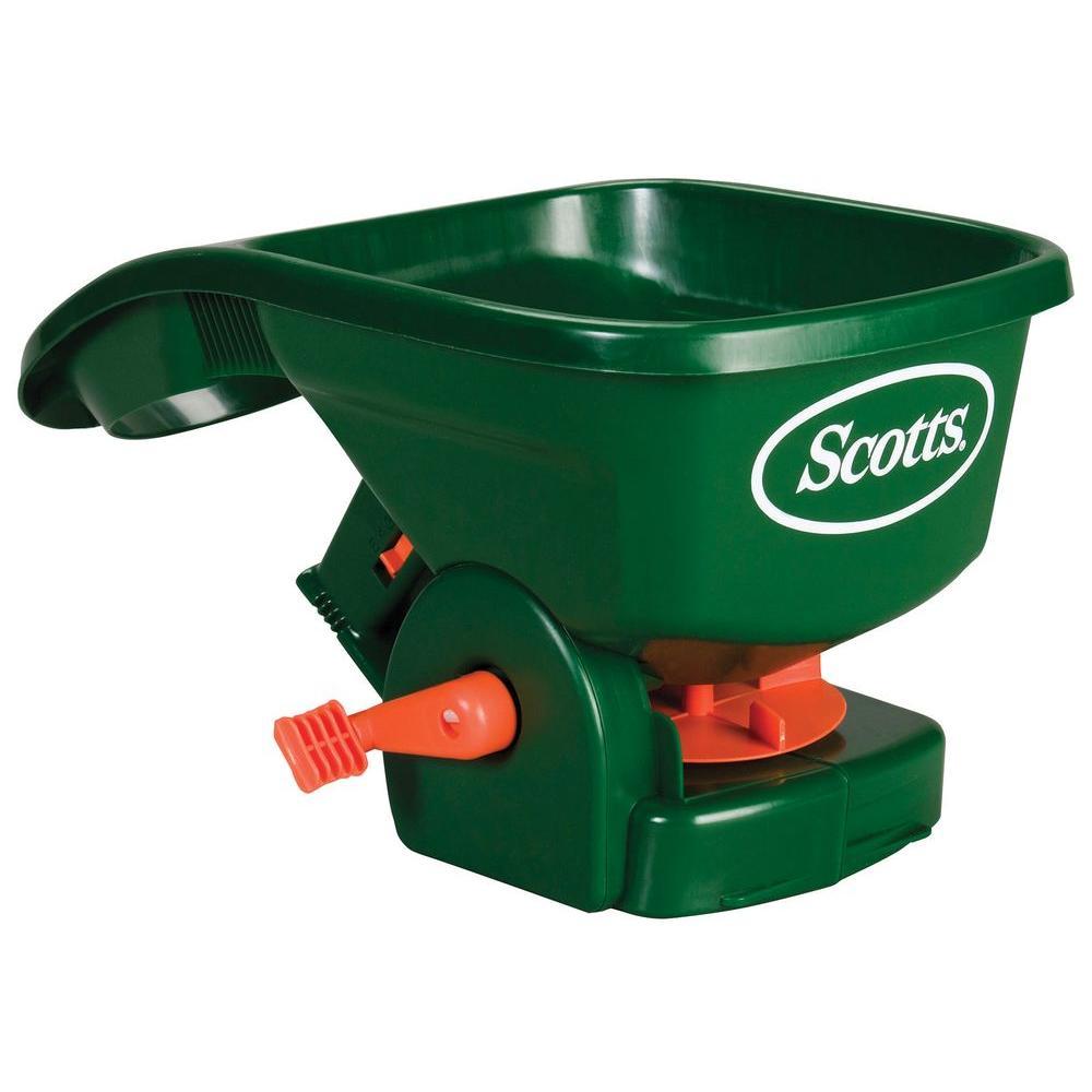 Scotts Handy Green II Hand-Held Broadcast Spreader by Scotts
