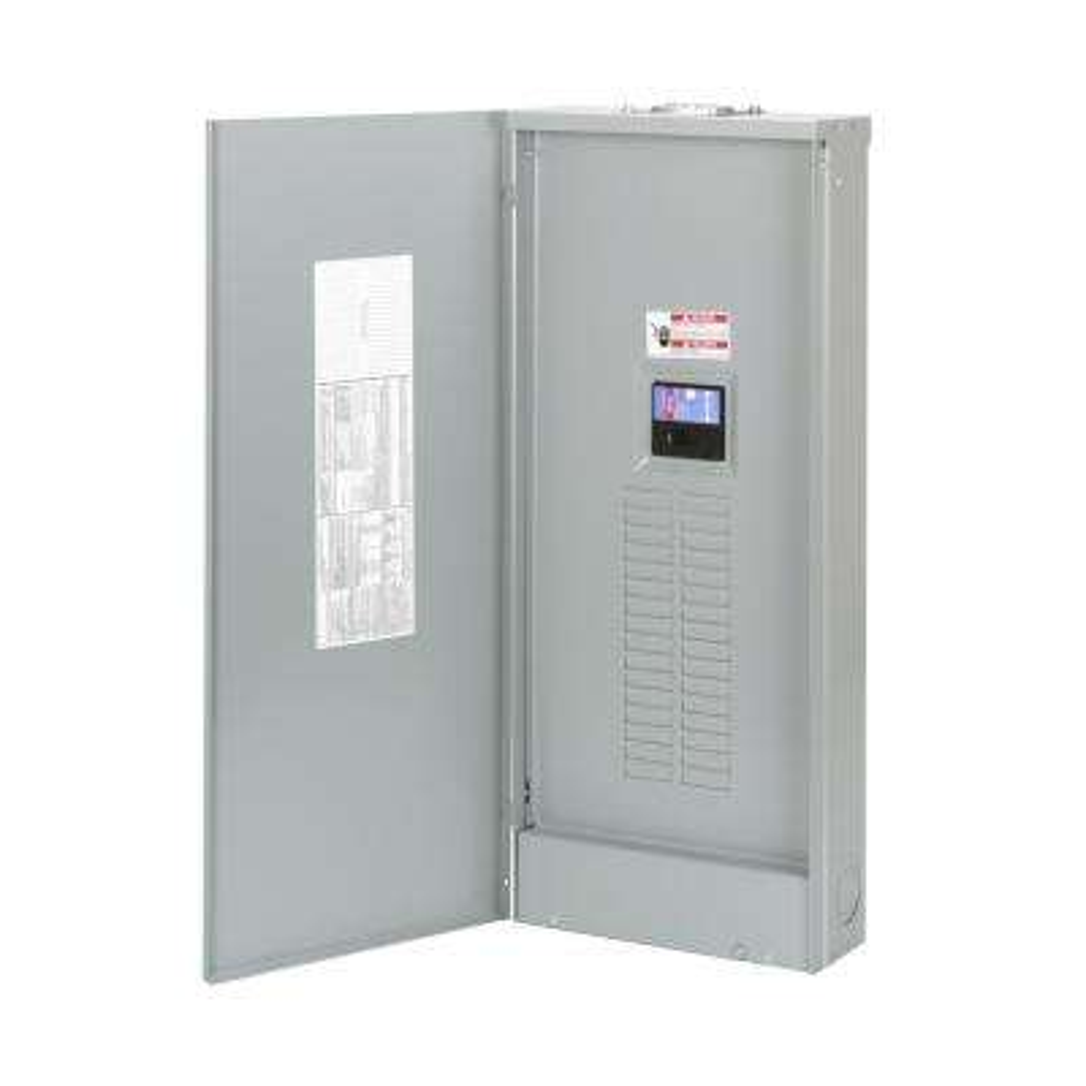 225 Amp 1-Phase Plug-On Neutral Load Center