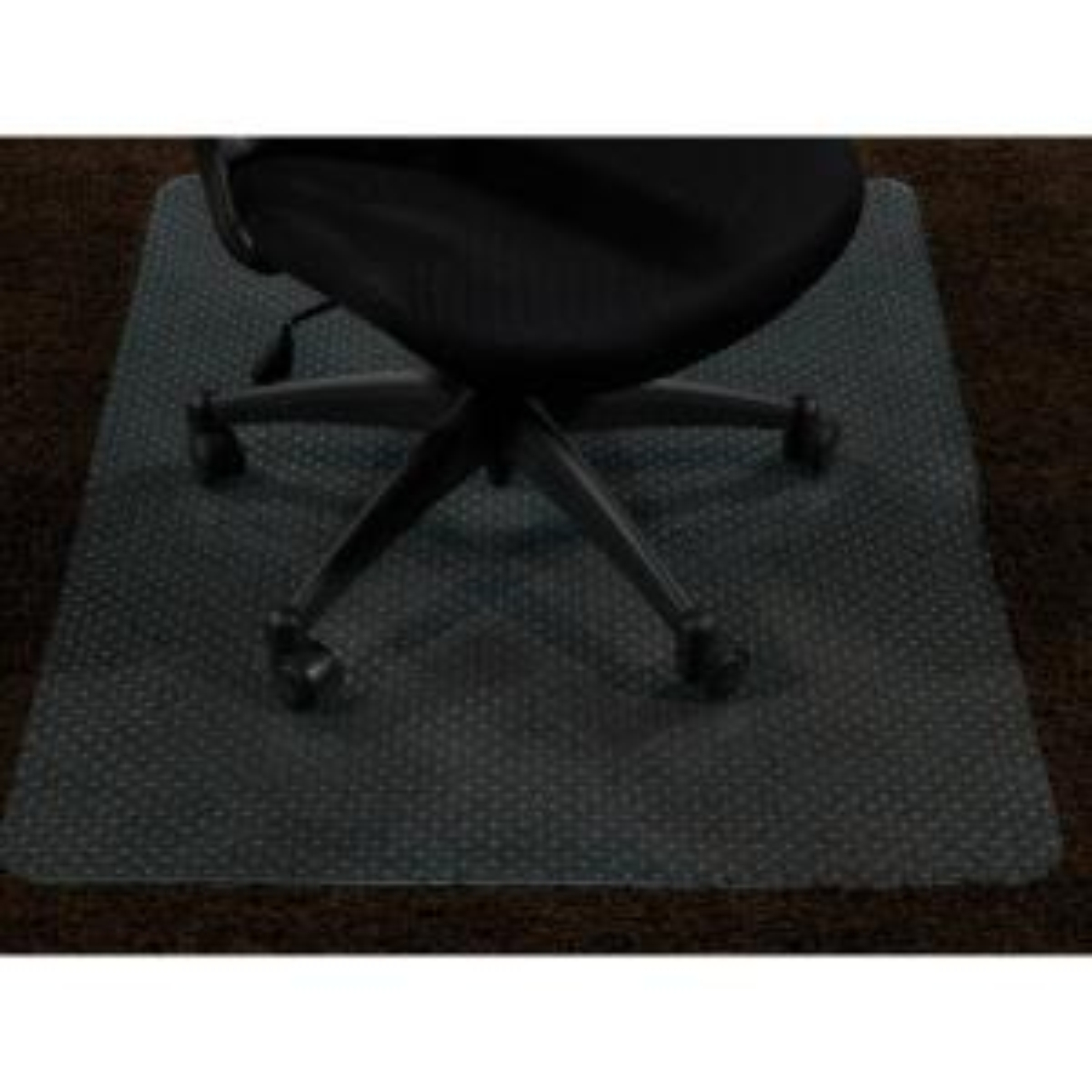 Vinyl Carpet Chair Mat  sc 1 st  Home Depot & 35 in. x 47 in. PVC Dull Polish Chair mat Protection Floor Mat ...