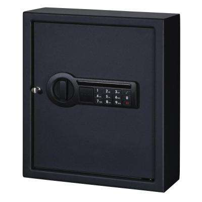 Personal Drawer/Wall Safe with Electronic Lock, 1 Shelf