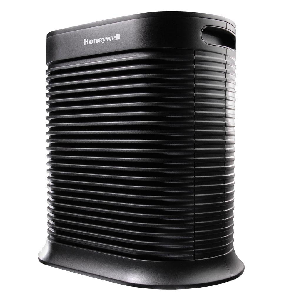 honeywell true hepa 465 sq ft air purifier allergen remover