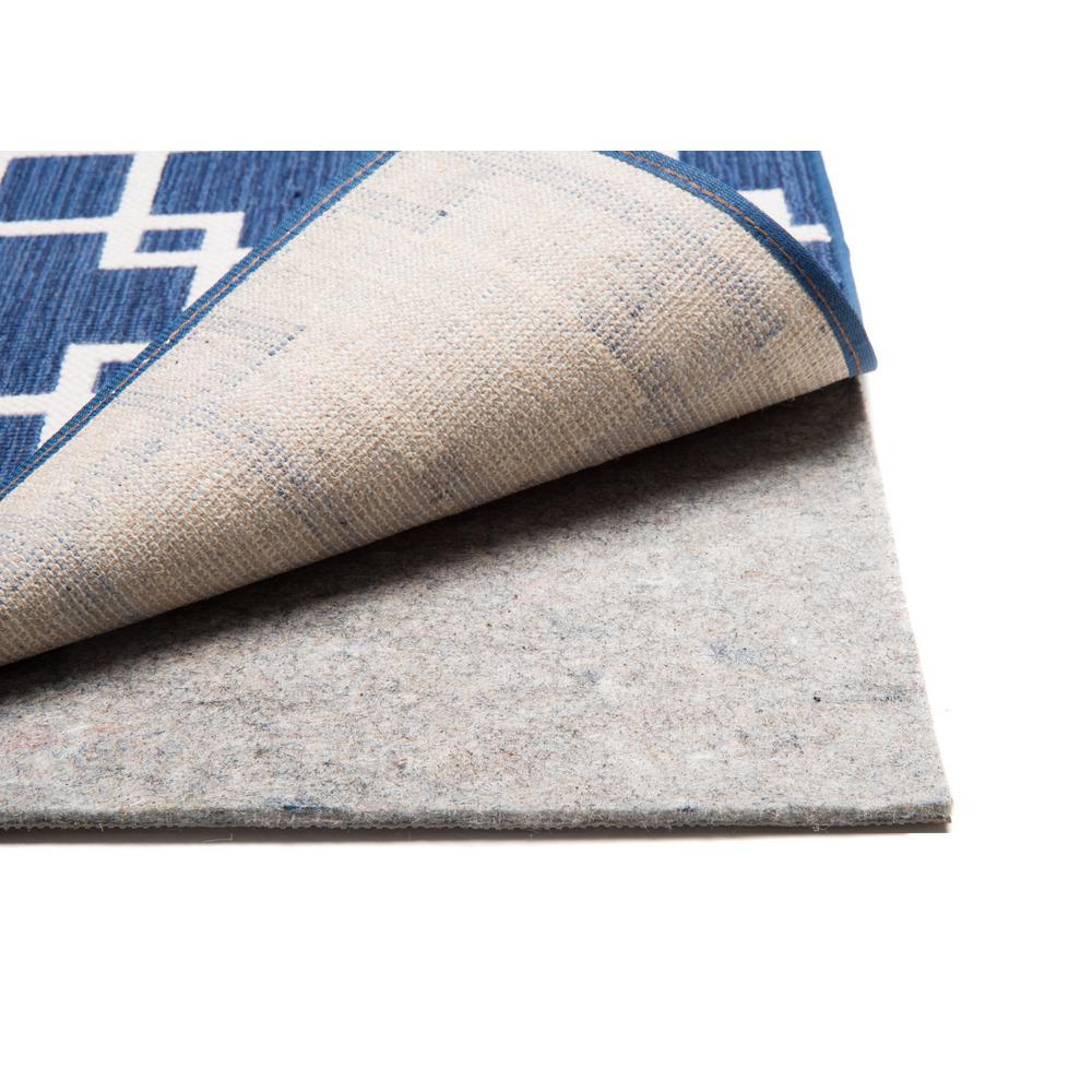 Great Grip Dual Surface 8 ft. x 10 ft. Rug Cushion