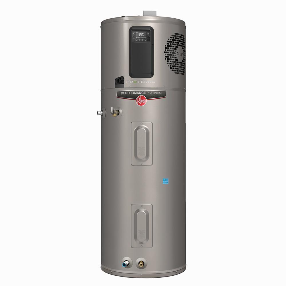 Rheem Prestige Hybrid Electric Water Heater - 65 Gal Wiring Diagram from images.homedepot-static.com