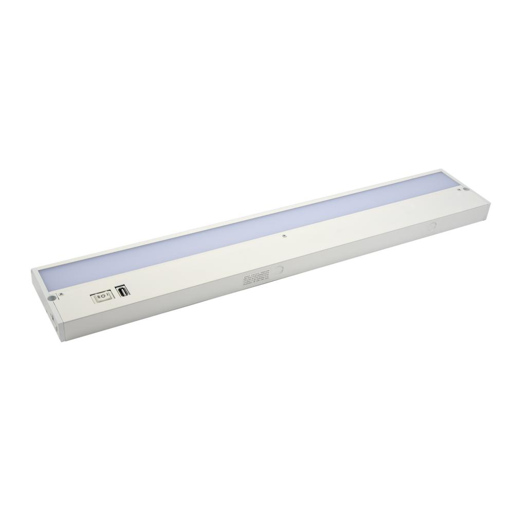 Hutch lighting t8 strip with lense