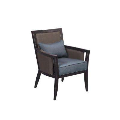 Greystone Patio Dining Chair with Denim Cushions (2-Pack) -- CUSTOM