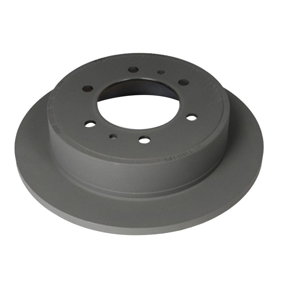ACDelco Semi Metallic Disc Brake Pad - Rear-17D1274MH - The