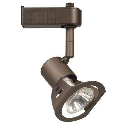 Negron Bronze Directional Track Lighting Head