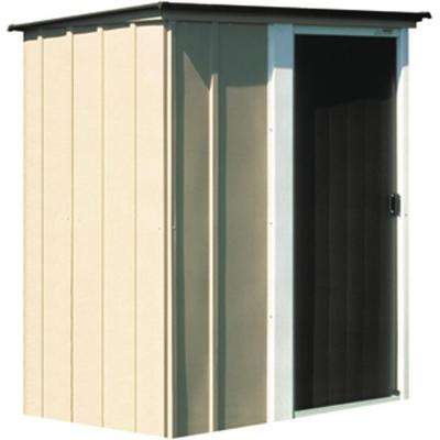 Brentwood 5 ft. x 4 ft. Metal Storage Building
