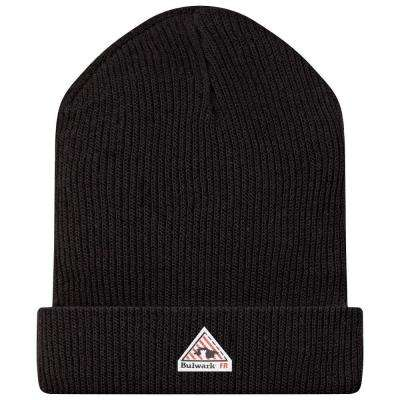 Men's RG Medium Black Knit Cap