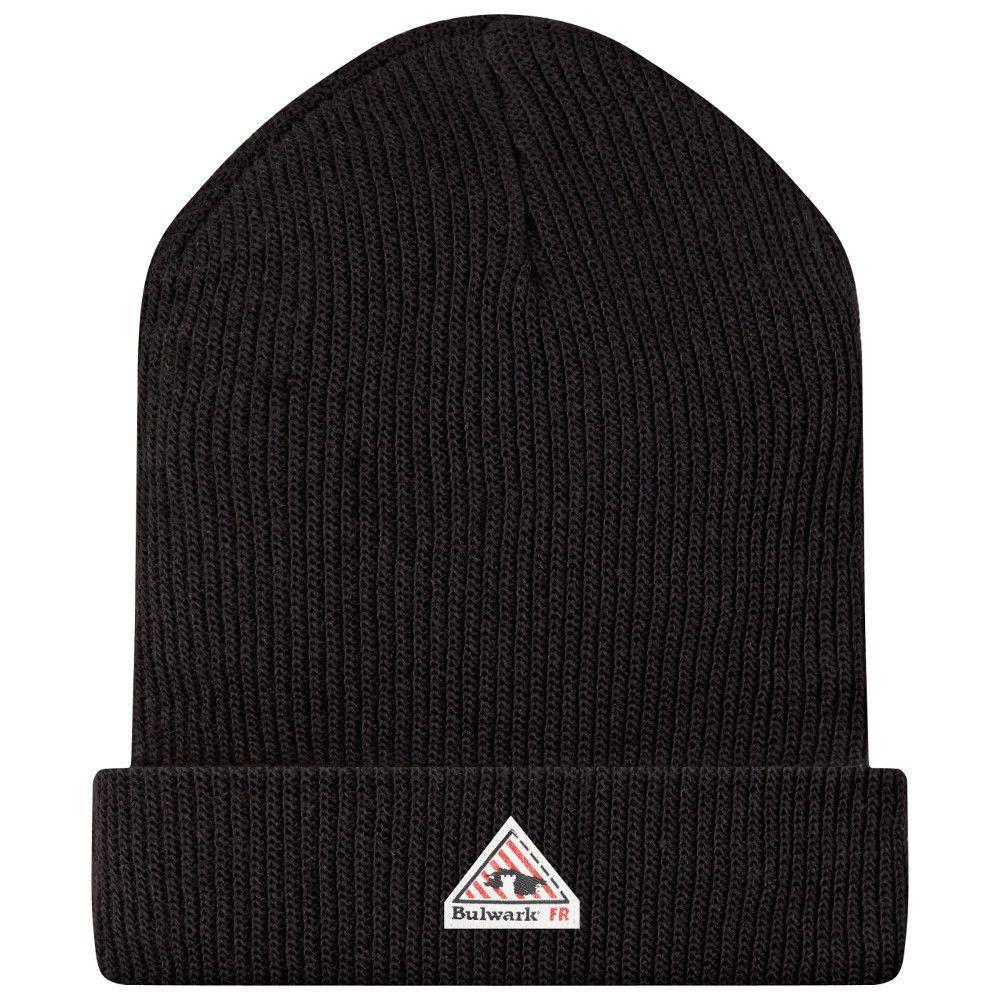 Men's RG Medium Black Knit Cap