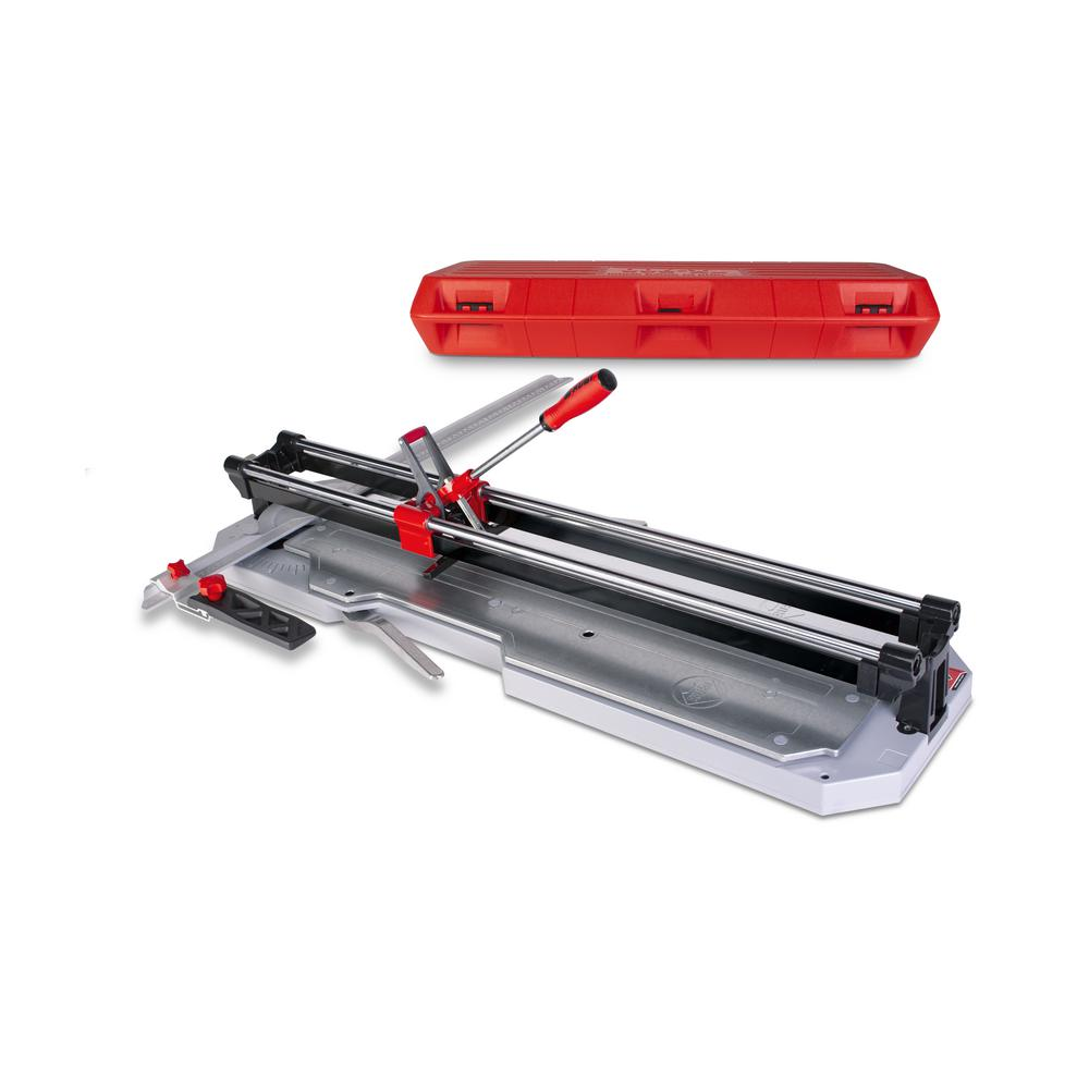 Rubi 28 In Tx N Tile Cutter With Case 17975 The Home Depot