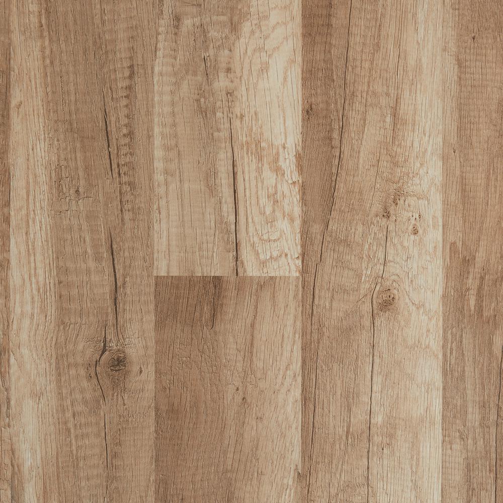 Take Home Sample - Dove Mountain Oak Laminate Flooring - 5 in. x 7 in.