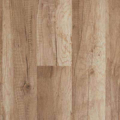 Take Home Sample - Dove Mountain Oak Laminate Flooring - 5 in. x 7 in.