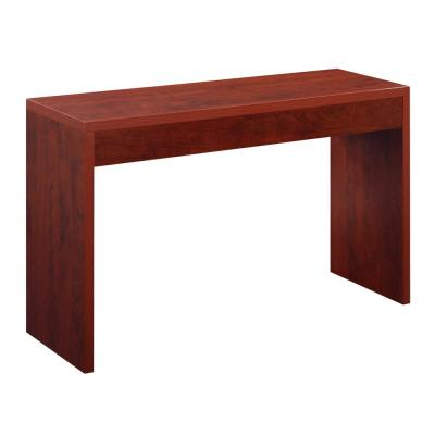 Northfield 48 in. Cherry Rectangle Wood Console Table