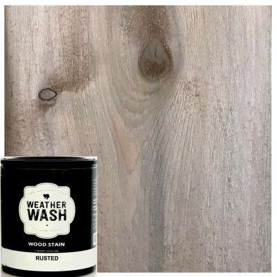 1 gal. Rusted Interior Weatherwash Aging Stain