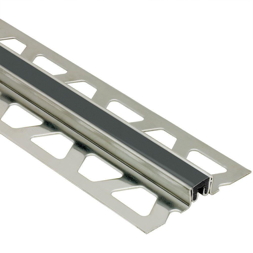 Dilex-KSN Stainless Steel with Black Insert 1 in. x 8 ft.