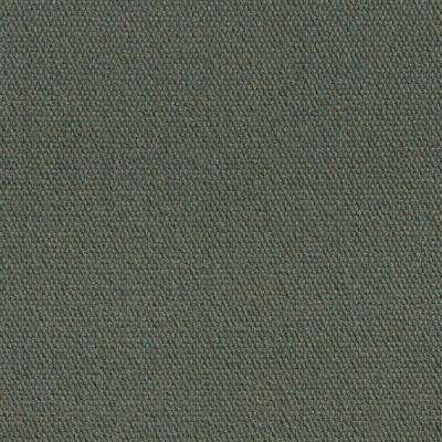 Premium Self-Stick First Impressions Olive Hobnail Texture 24 in. x 24 in. Carpet Tile (15 Tiles/Case)