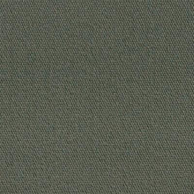Foss Premium Self-Stick First Impressions Olive Hobnail Texture 24 in. x 24 in. Carpet Tile (15 Tiles/Case), Green