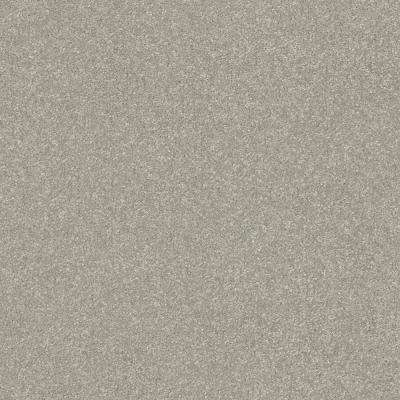 Carpet Sample - Kingship II - Color Smoked Glass Texture 8 in. x 8 in.
