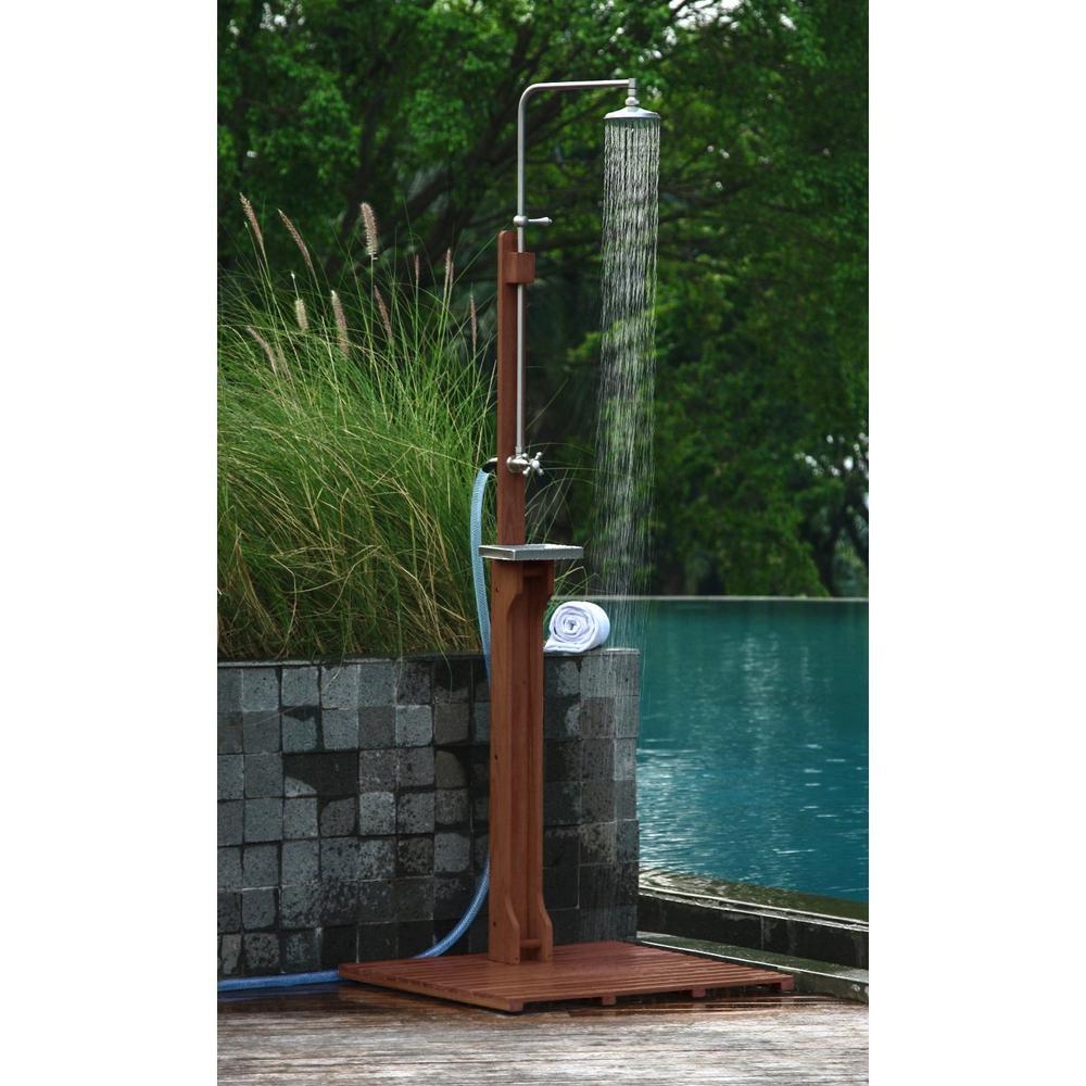 Willow Freestanding Outdoor Shower