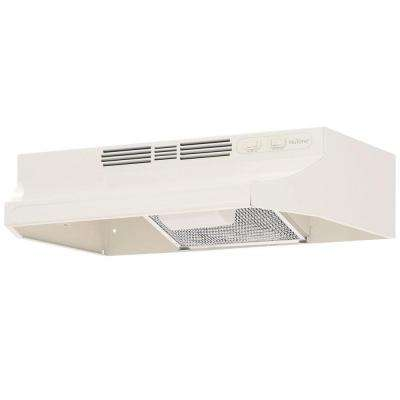 RL6200 24 in. Non-Vented Range Hood in Bisque