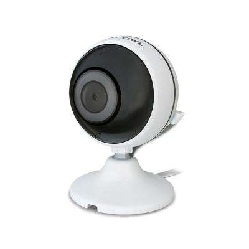 1080p AC Powered Wireless Indoor Panoramic Surviellance Camera