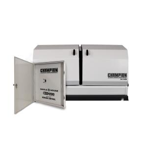 Champion Power Equipment 14,000-Watt Air Cooled Home Standby Generator with 200... by Champion Power Equipment