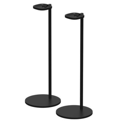 Black Pair of Stands for Sonos One