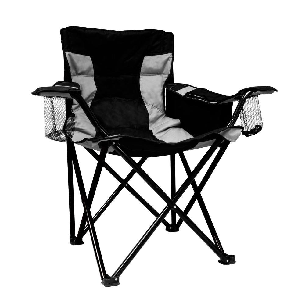 Caravan Sports Elite Quad Black Patio Chair