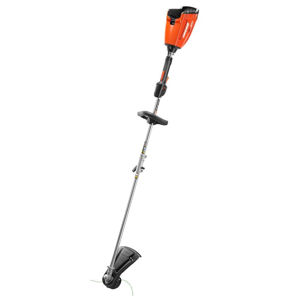 58-Volt Lithium-Ion Brushless Cordless String Trimmer - Battery and Charger Not