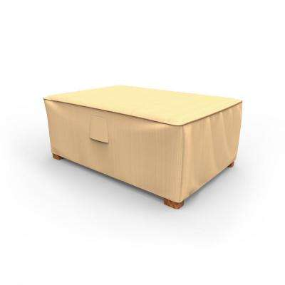 Rust-Oleum NeverWet Tan Outdoor Ottoman Cover