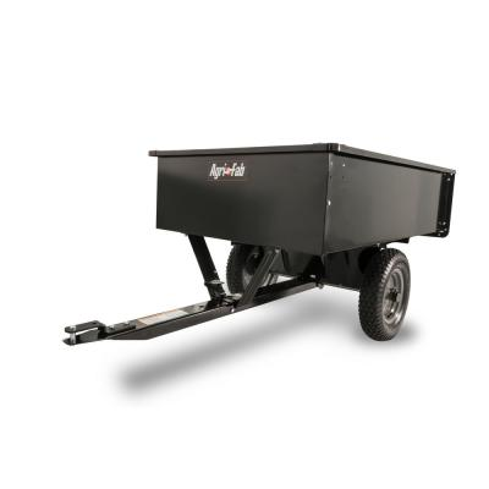 Utility 12 Steel Dump Cart