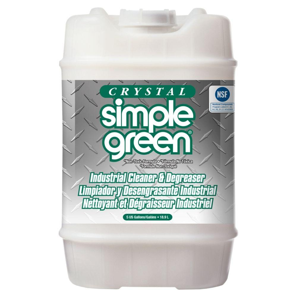 Simple Green 5 Gal. Crystal Cleaner/Degreaser