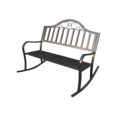 Rochester Rocking Patio Bench