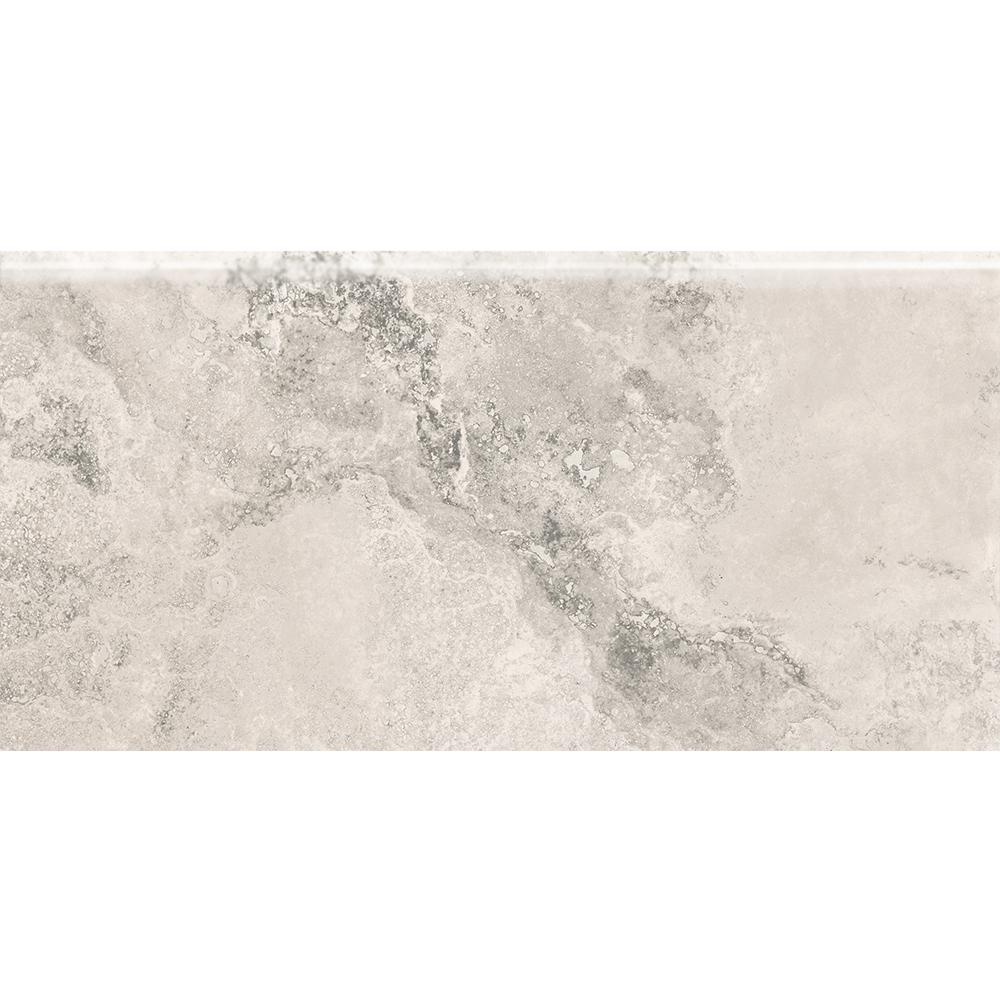 White ceramic tile trim tile the home depot tavern city hopp s4489 4 14 in x 8 1 dailygadgetfo Choice Image