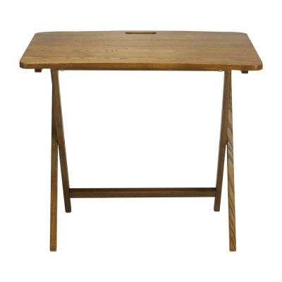 Arizona Red Oak Folding Table