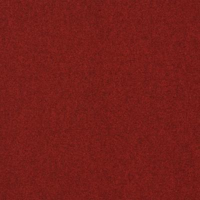 Peel and Stick Color Accents Sangria 24 in. x 24 in. Residential Carpet Tile (8-tile / case)