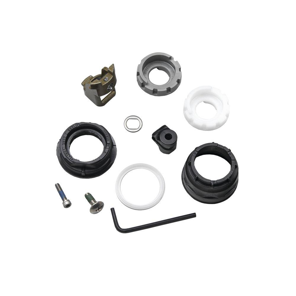 MOEN Kitchen Handle Adapter Kit, Black