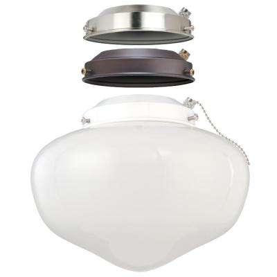 Ceiling Fan Light Kits - Ceiling Fan Parts - The Home Depot