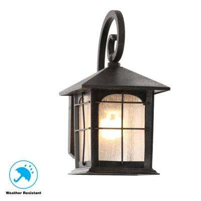No Bulbs Included Line Voltage Outdoor Wall Lighting