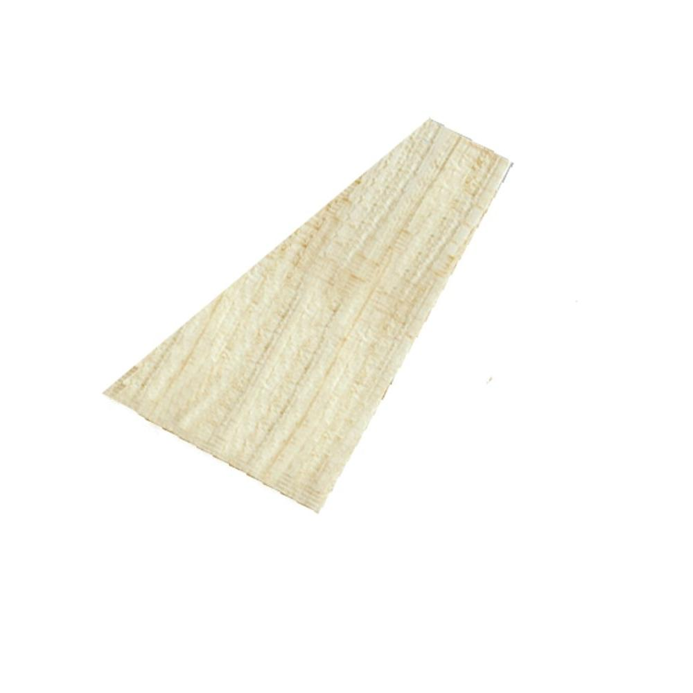 Plywood Siding Panel No Groove Rough Sawn Common 19 32 In X 4 Ft X 8 Ft Actual 0 578 In X 48 In X 96 In 510920 The Home Depot