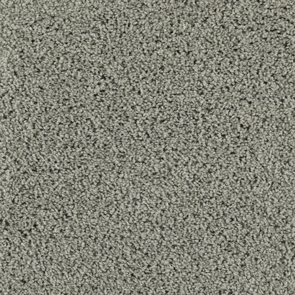 LifeProof Ballet Ribbon - Color Sea Vista Texture 12 ft. Carpet