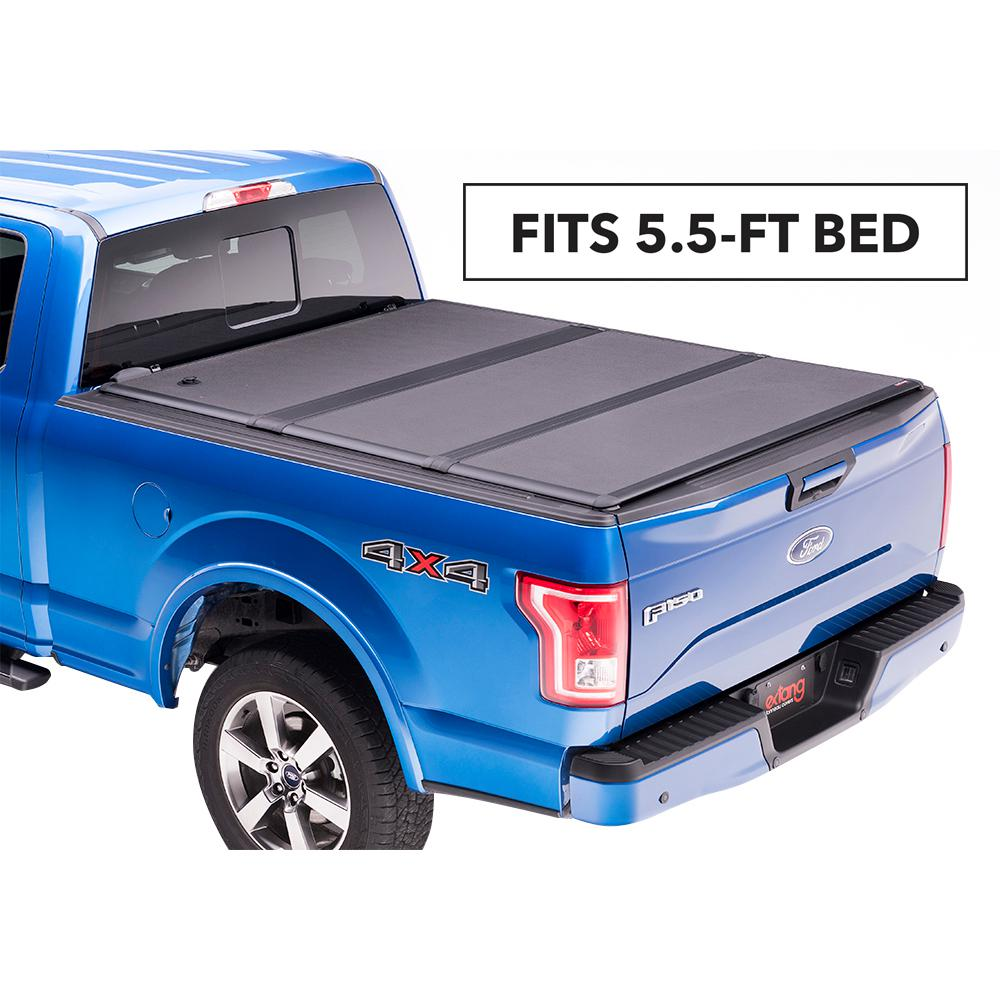 Encore Tonneau Cover 04 08 Ford F150 05 08 Lincoln Mark Lt 5 6 Bed 62780 The Home Depot